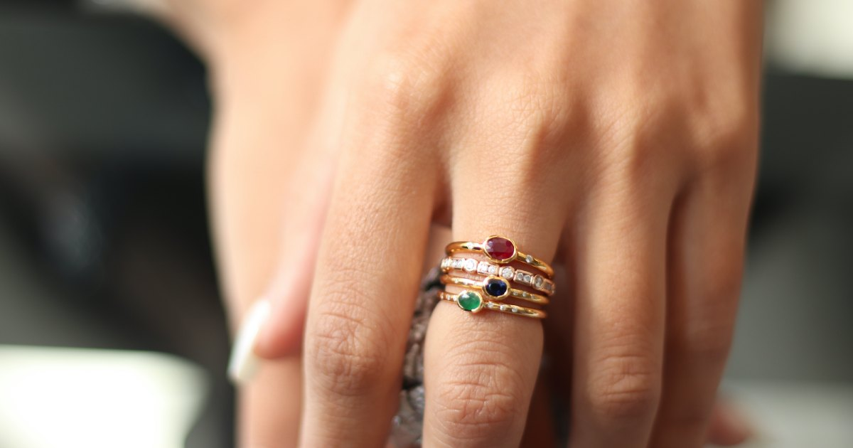 11 Dainty Stackable Ring Sets That Won't Drain Your Bank Account.jpg