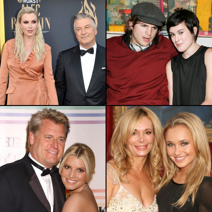 Stars Embarrassing Their Parents