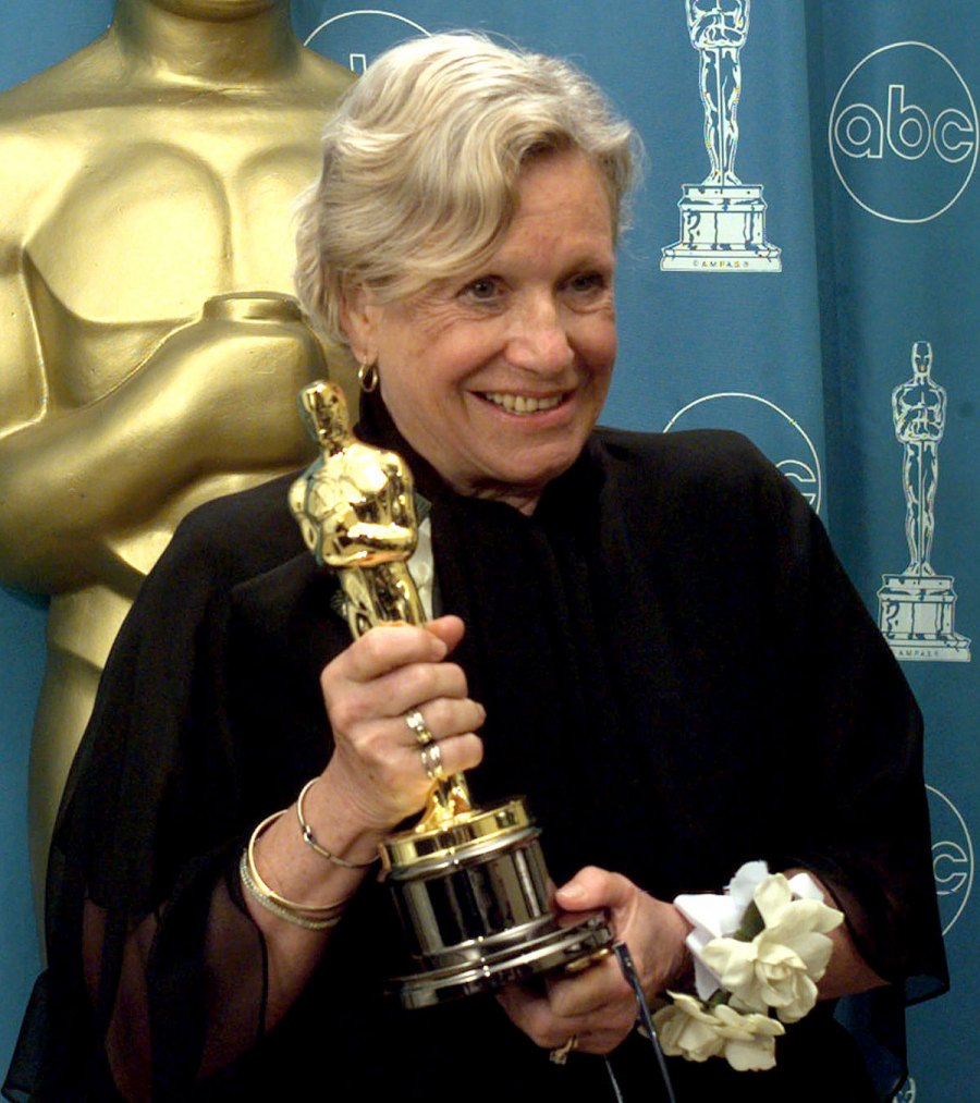 Ann Roth Stars Movies That Made History Oscars 2021