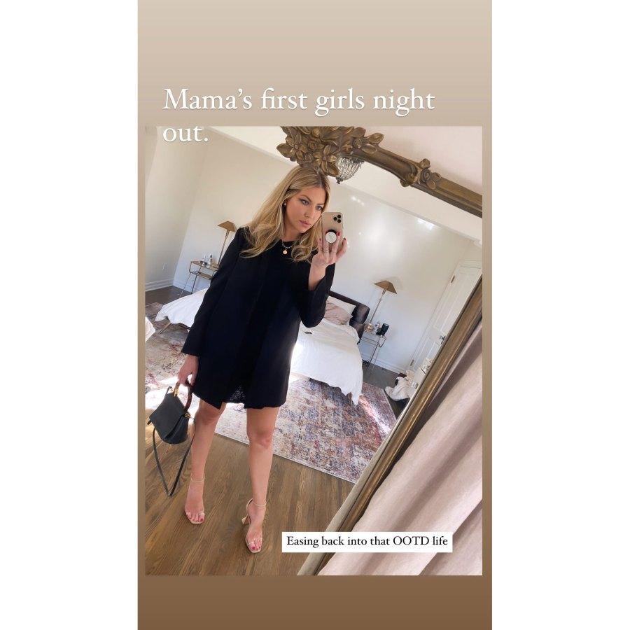 Stassi Schroeder Instagram Stassi Schroeder and Lala Kent's Girls Night Out