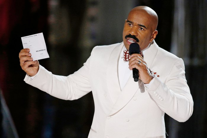 Steve Harvey Discusses Painful Miss Universe Mistake Its Aftermath