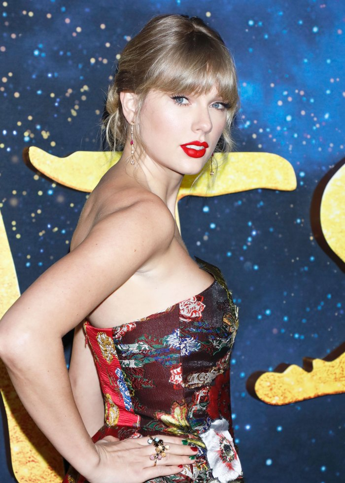 Fans Spotted This Taylor Swift Easter Egg in Her Fearless Merch Drop