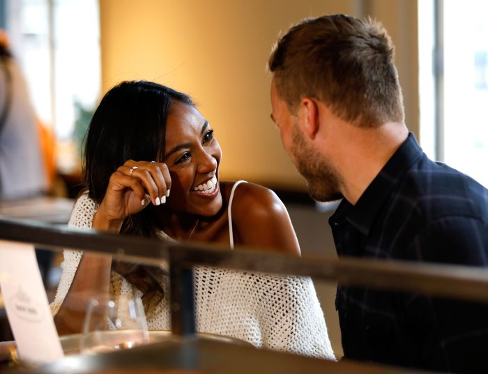 Tayshia Adams Reacts Ex Colton Underwood Coming Out