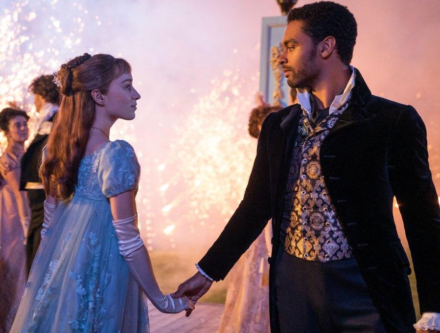 Promenades! Balls! The Best 'Bridgerton' Dresses and Suits From Season 1