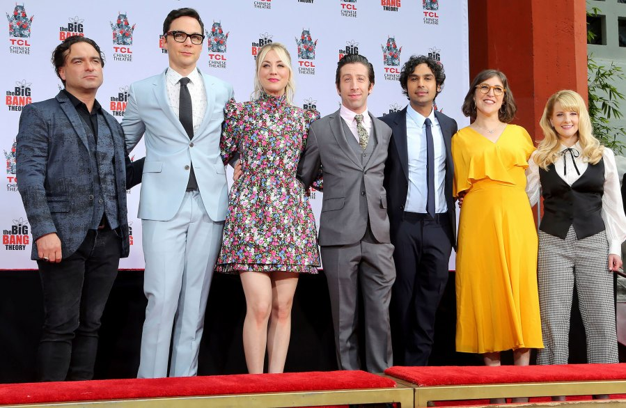 The Big Bang Theory' Cast: Where Are They Now?