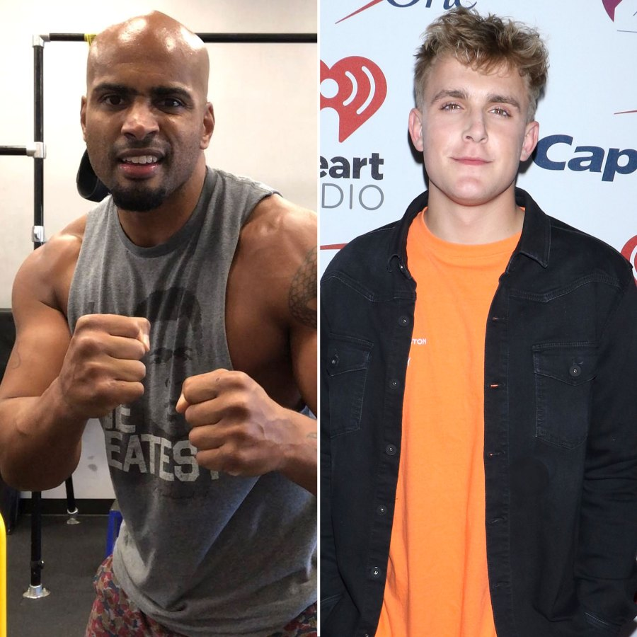 The Challenge Darrell Taylor Wants to Fight Jake Paul Next
