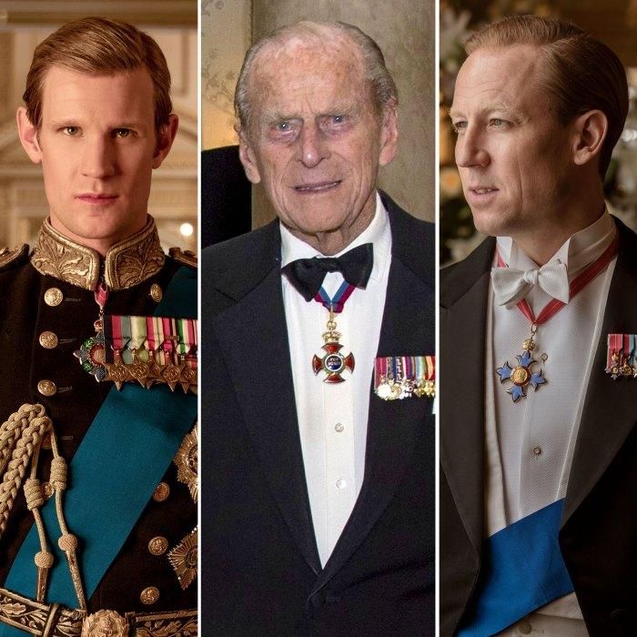 Los actores de la corona reaccionan a la muerte del príncipe Felipe