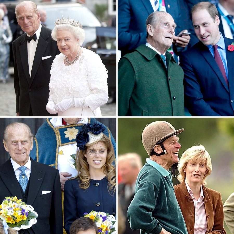 The Royal Familys Sweetest Quotes About Legend Prince Philip