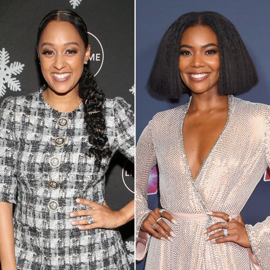 Tia Mowry and Gabrielle Union Daughters Have Best Playdate 2