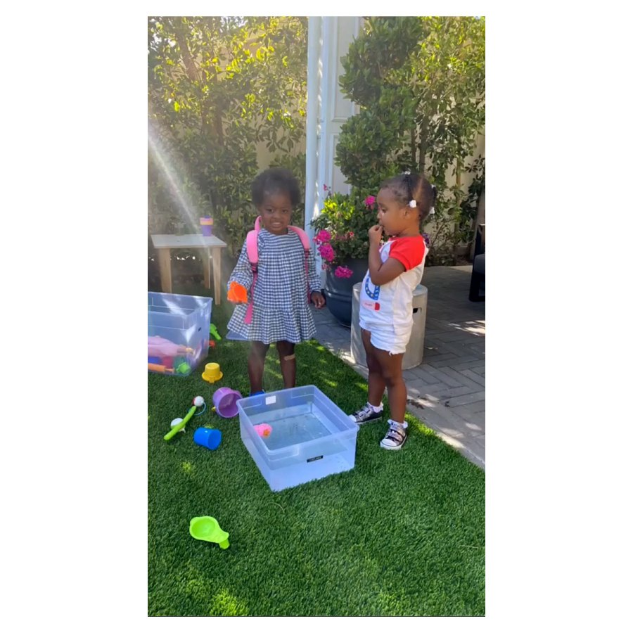Tia Mowry and Gabrielle Union Daughters Have Best Playdate