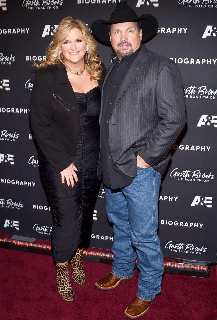 Trisha Yearwood explica por qué el matrimonio con Garth Brooks puede ser difícil