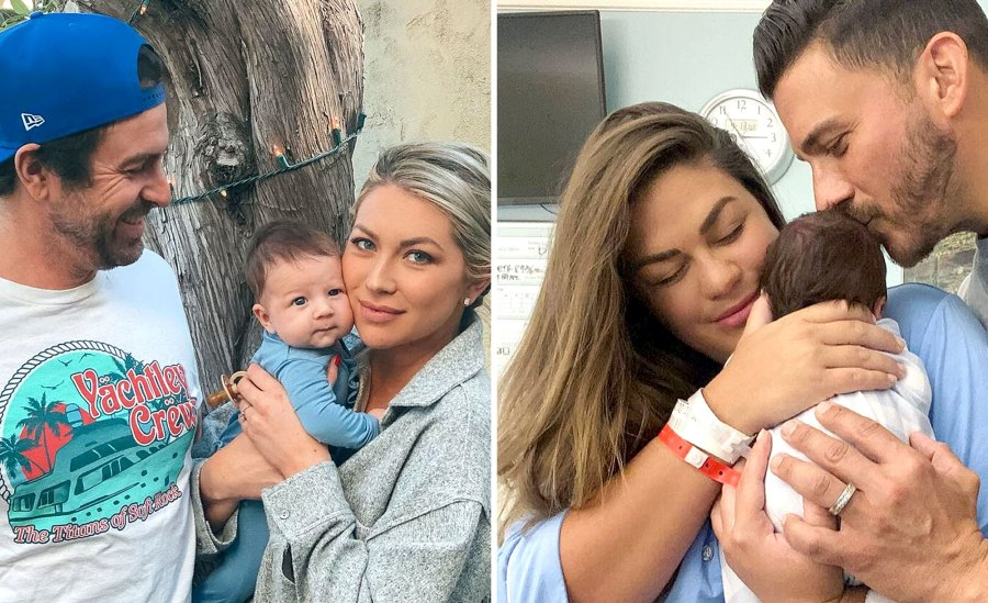 Vanderpump Rules Babies See Which Bravo Stars Have Given Birth