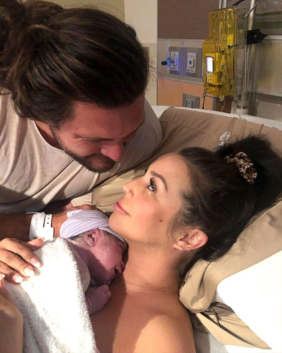 Vanderpump Rules' Scheana Shay and Brock Davies' Daughter Summer's Album: Baby Photos