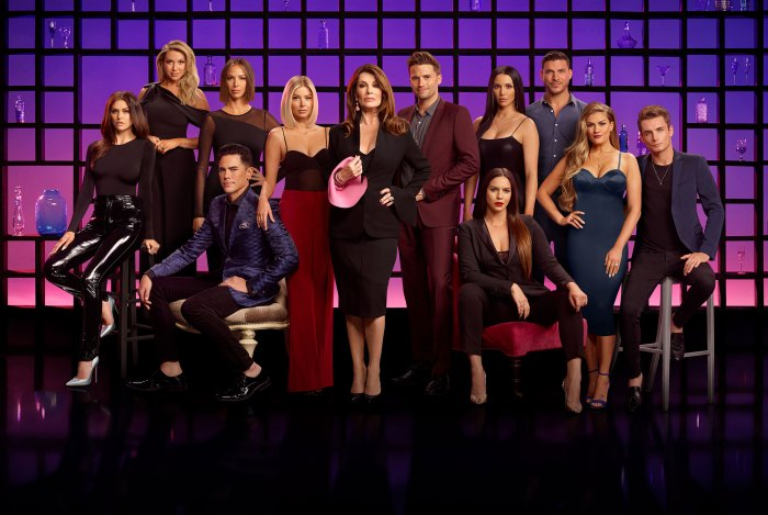 Vanderpump Rules Season 9 First Look Cast