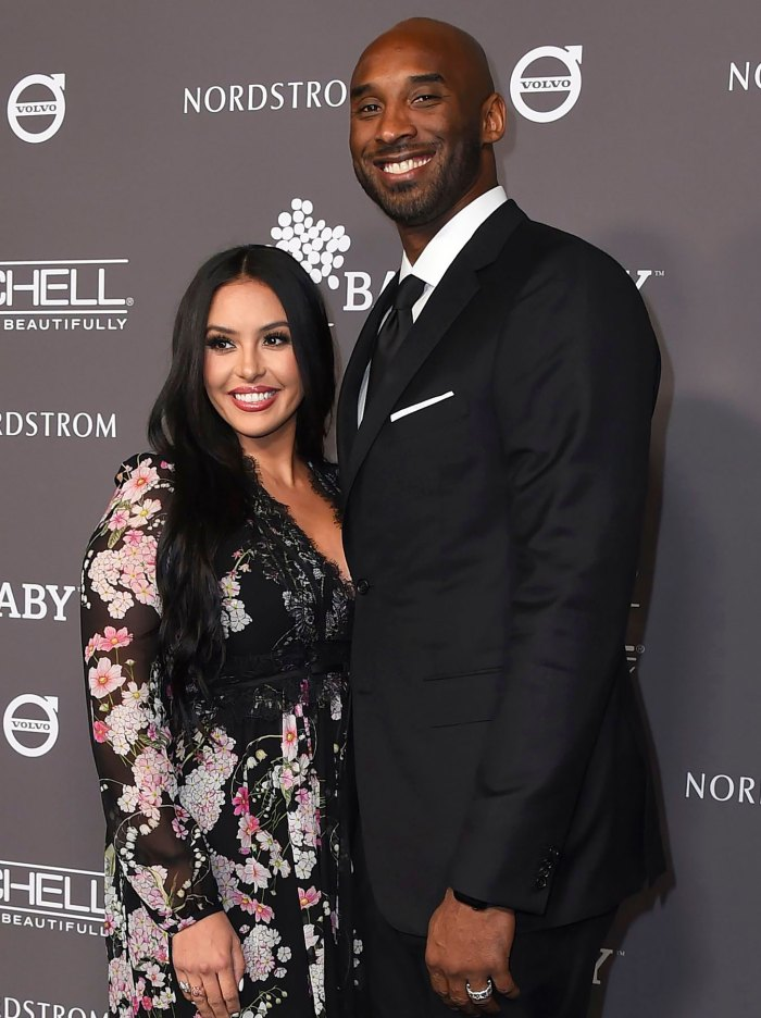 Vanessa Bryant and Kobe's Estate Decide to End Nike Deal
