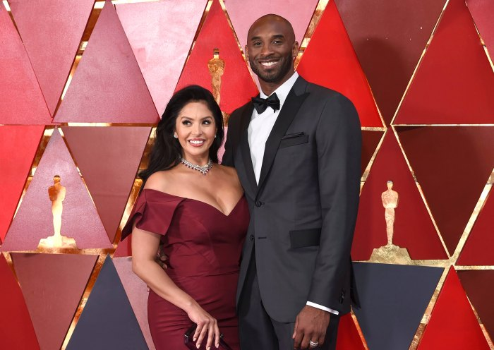 Vanessa Bryant Remembers Late Husband Kobe Bryant on What Would've Been Their 20th Anniversary: 'I Love You'