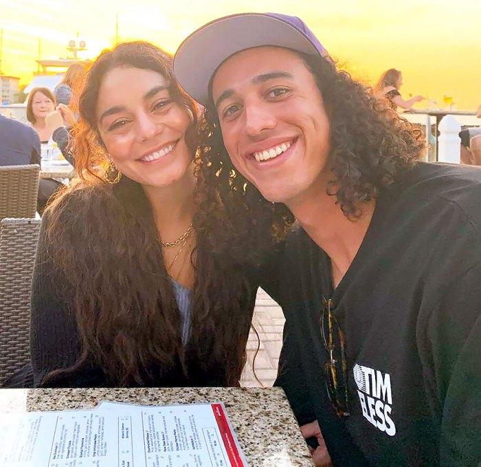 Vanessa Hudgens revela que conoció al novio de la MLB, Cole Tucker, por Zoom