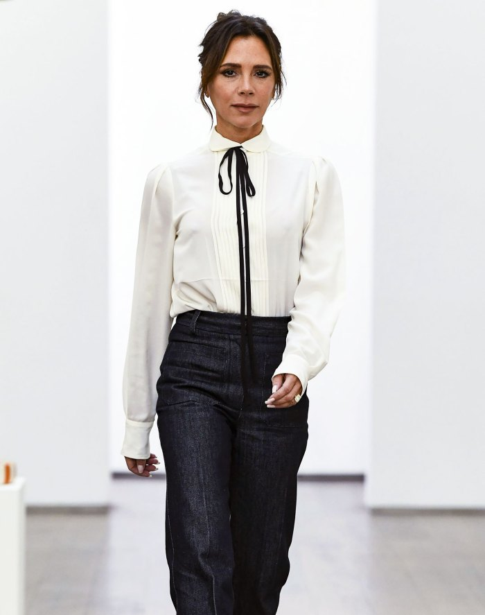 Victoria Beckham: I Probably Can't Afford a Fashion Week Show