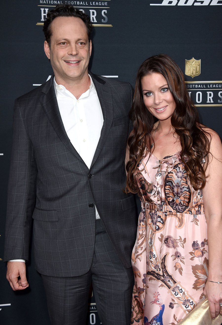 Vince Vaughn and Kyla Weber Celebrities Who Fell in Love With Non-Famous People