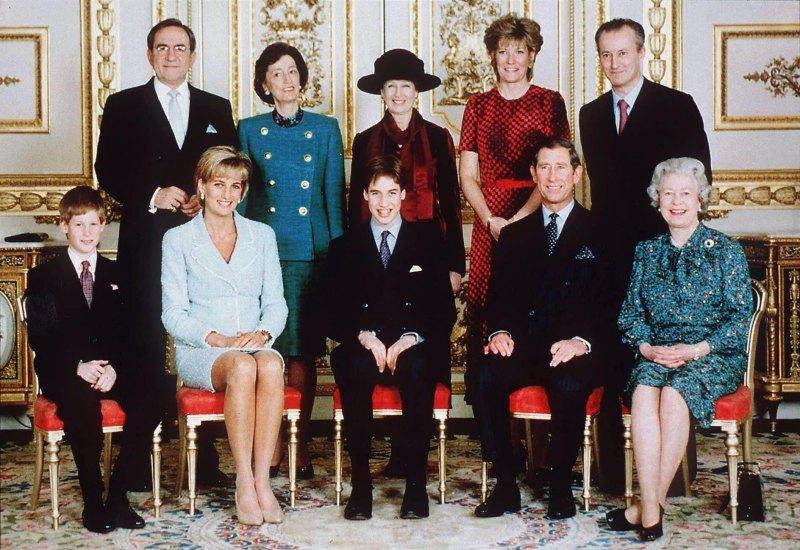 Сьюзен Хасси и семья