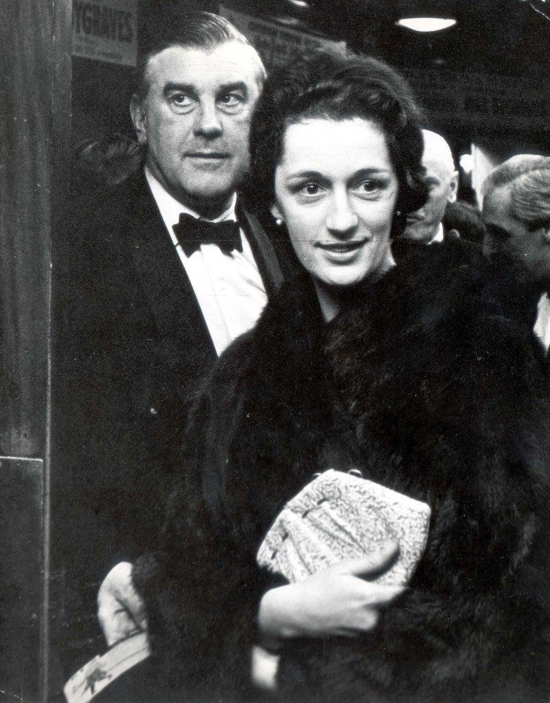 Сьюзен Хасси и муж