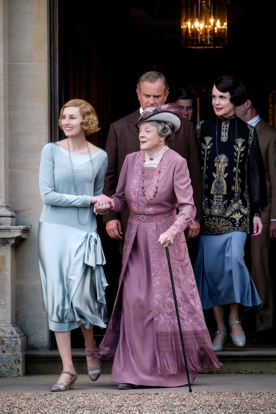 Why a Second Film Downton Abbey Returning for a Second Film