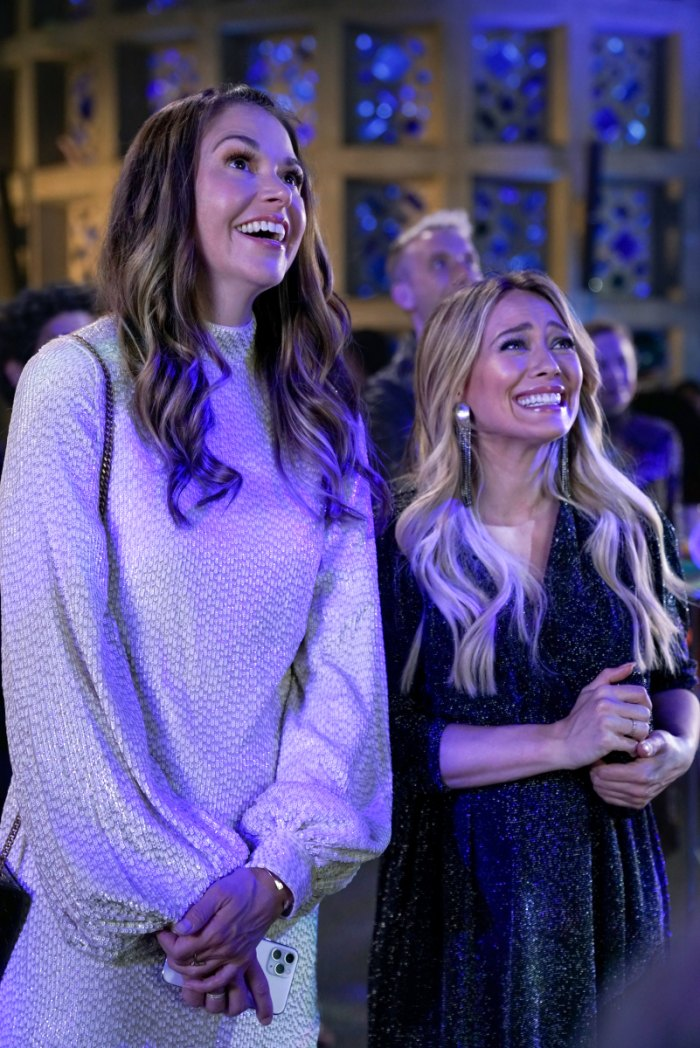 Younger Boss Darren Star Promises Characters Get Endings They Deserve Peter Hermann Sutton Foster Hilary Duff