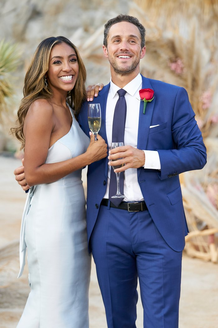 Zac Clark Reveals He and Fiancee Tayshia Adams Have Had 'Ups and Downs' Since 'The Bachelorette'