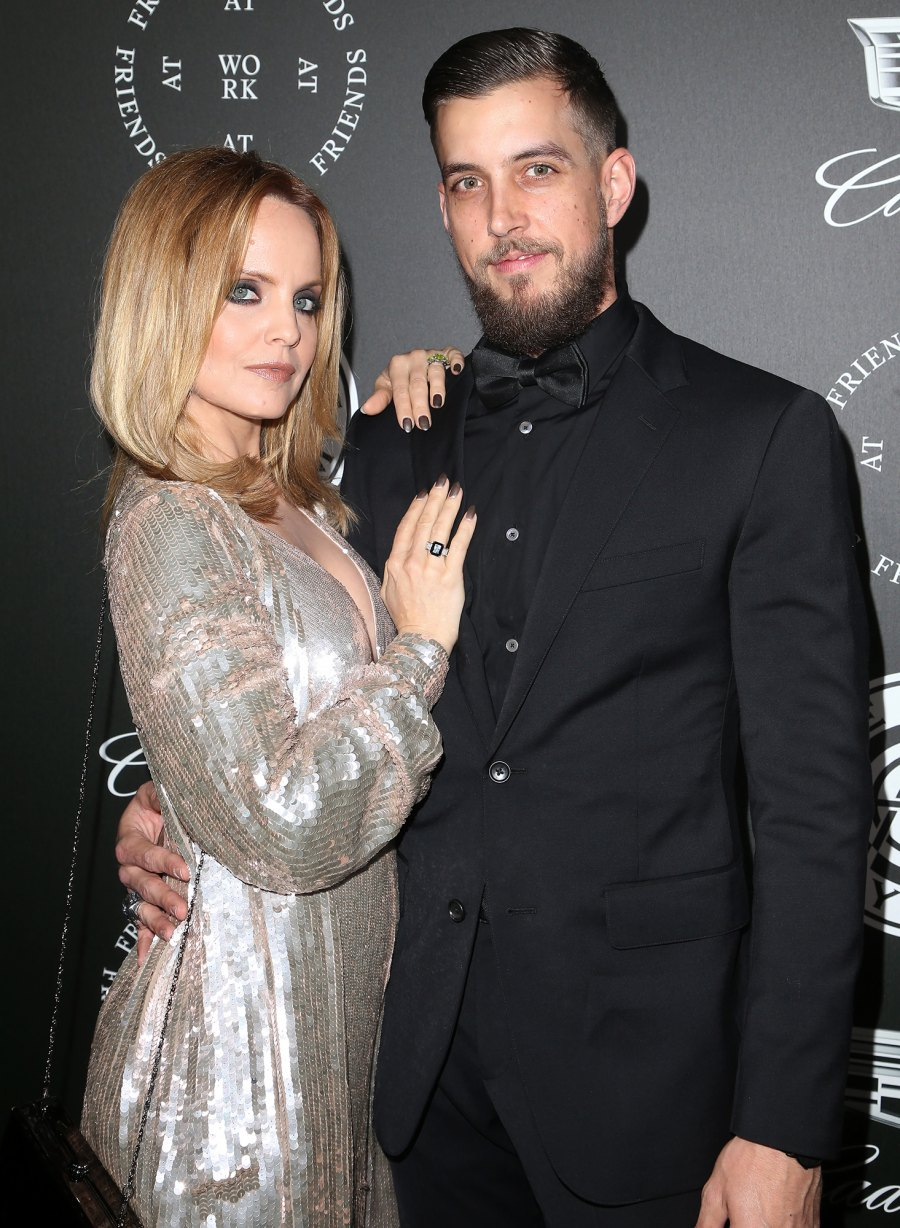 Mena Suvari and Michael Hope Celebrity Babies of 2021: See Which Stars Gave Birth