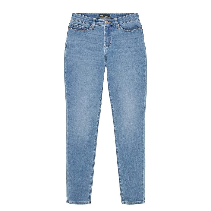 Lee-jeans ajustados