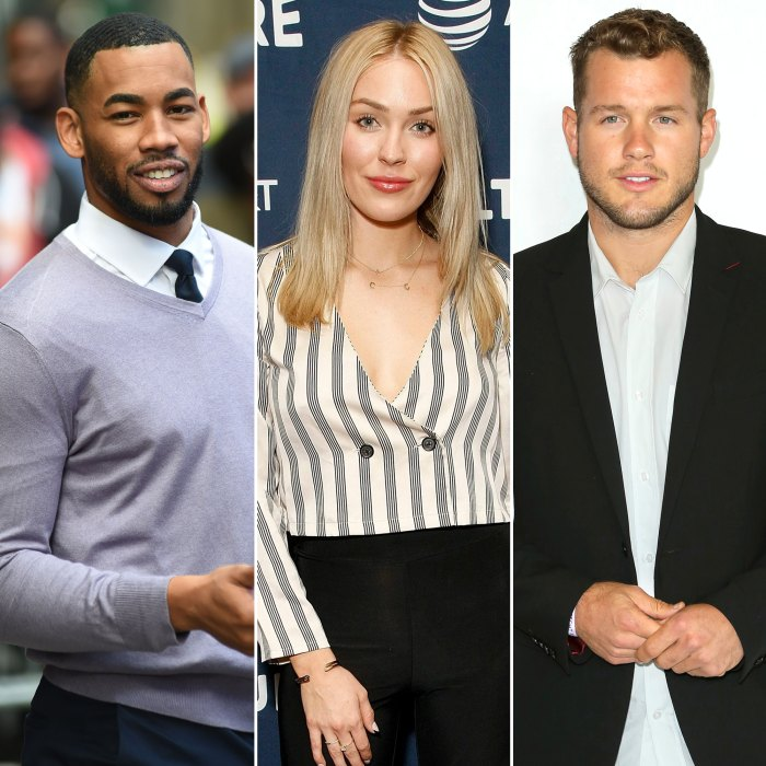 Mike Johnson: I 'Feel for' Cassie Randolph After Colton Underwood's Interview