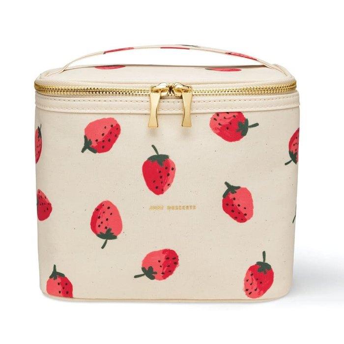 regalos-del-dia-de-la-madre-kate-spade-strawberry-lunch-tote-bag