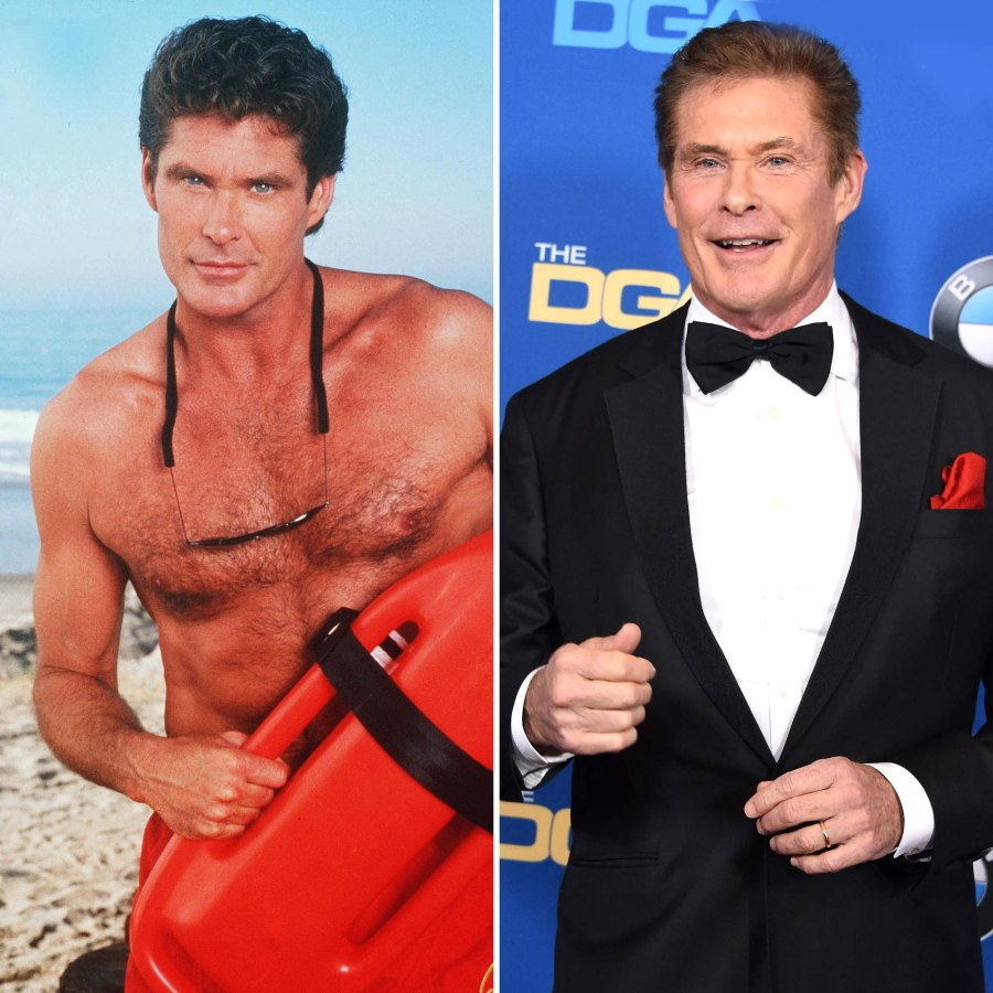 20 Years After The Finale The Original Baywatch Cast Where Are They Now