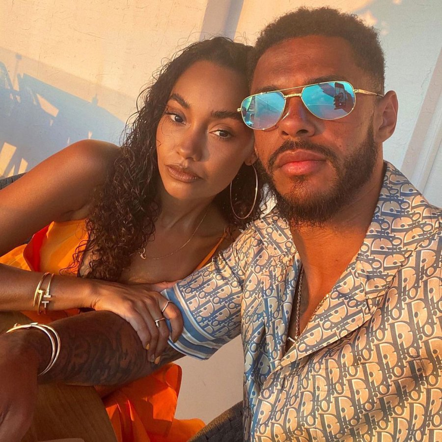 Little Mix's Leigh-Anne Pinnock Is Pregnant With Her 1st Child