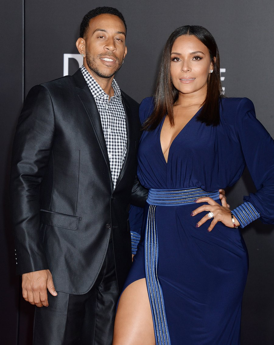 Ludacris and Eudoxie Bridges Celebrity Pregnancy Announcements of 2021: See Which Stars Are Expecting