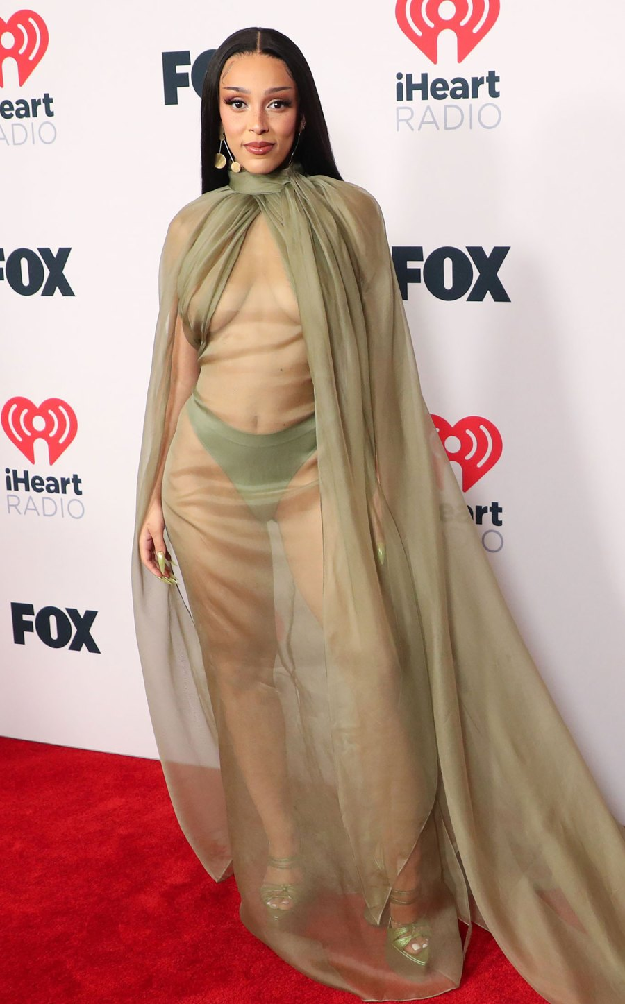 See What the Stars Wore to the iHeartRadio Music Awards