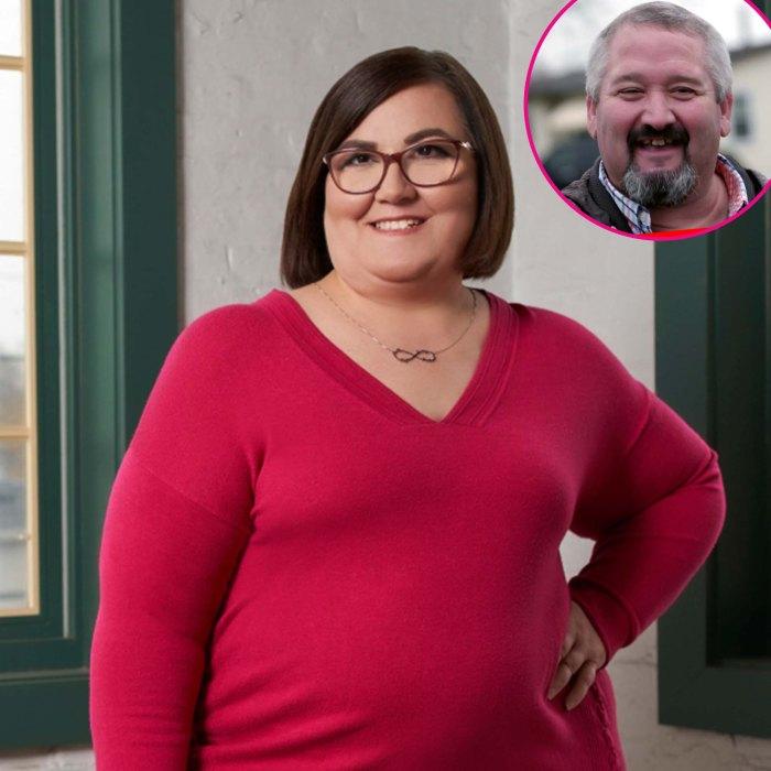 Danielle, prometida de 90 días, está feliz con la reacción de Roberts en su pasado