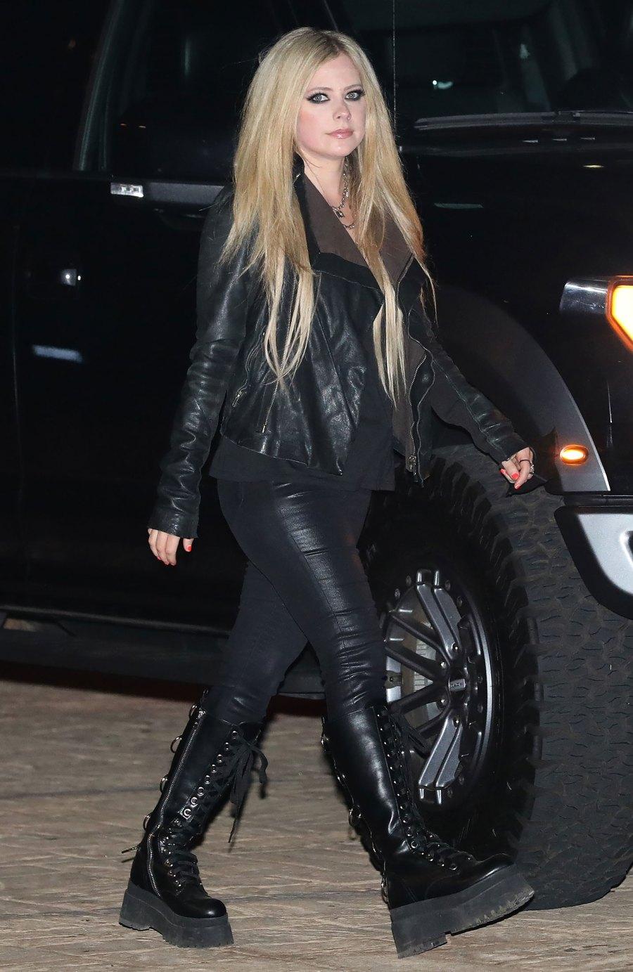 Avril Lavigne May 2, 2021