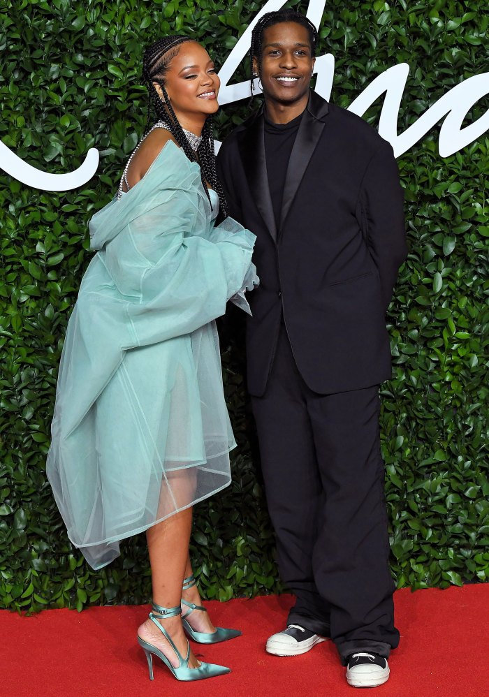ASAP Rocky Confirms He's Dating Rihanna: 'She's The One'