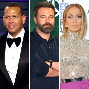 Alex Rodriguez Has Cheekiest Response When Asked About Ben Affleck Jennifer Lopez