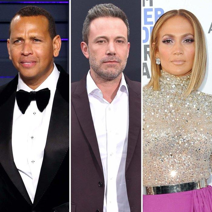 Alex Rodriguez Jealous Ben Affleck Hoping Reconcile With J Lo
