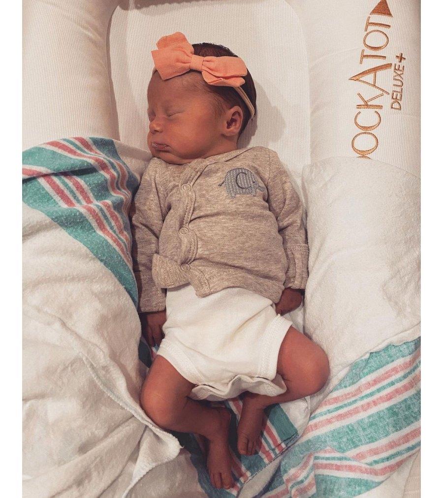 Alexa PenaVega and Newborn Daughter Rio Leave NICU 2