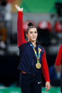 Aly Raisman Is Not Interested Doing Gymnastics Anymore