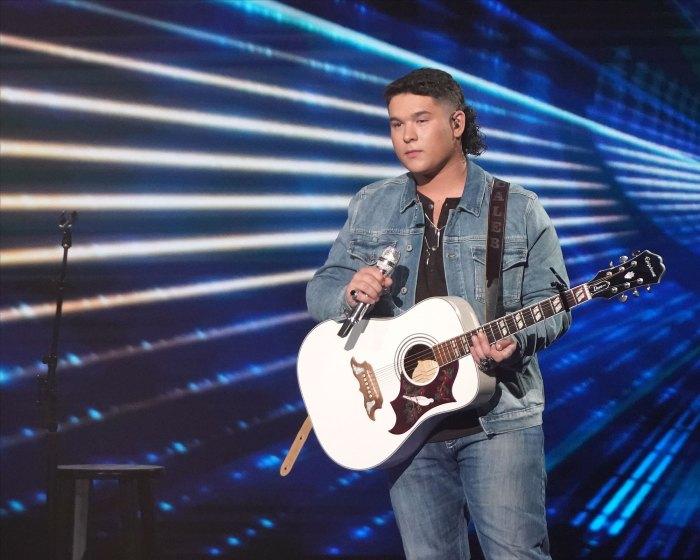 Los jueces de American Idol reaccionan ante la devastadora salida 3 de Caleb Kennedy