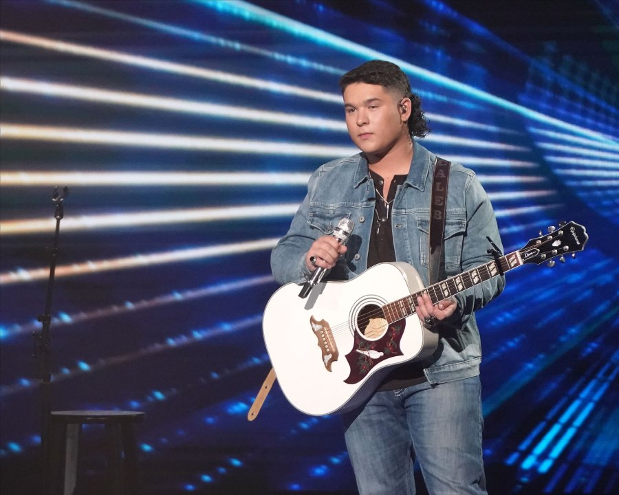 American Idol Judges React to Caleb Kennedy Devastating Exit 3