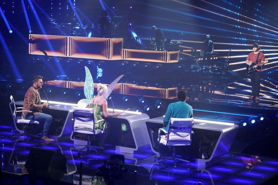 American Idol Judges React to Caleb Kennedy Devastating Exit 4