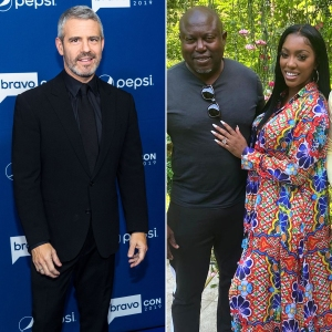 Andy Cohen Weighs In on Porsha Williams' 'Wild' Engagement as Simon Guobadia Slams Cheating Rumor