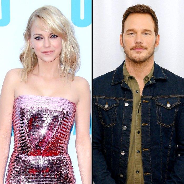 Anna Faris Chris Pratt Hid Issues From Close Circles Before Split
