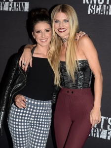 AnnaLynne McCord and Shenae Grimes Promise to Continue to Spill on '90210' Past as They Put 'Trauma' Behind Them
