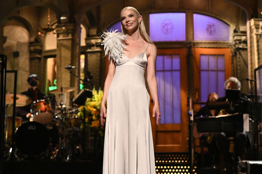 Anya Taylor Joy Runway Looks Saturday Night Live 2